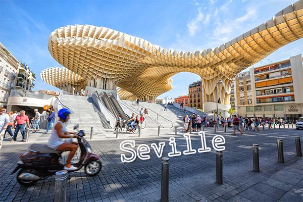 Seville ณ ประเทศสเปนสถานที่สุดสวยที่คนทั่วโลกต่างหลงใหล